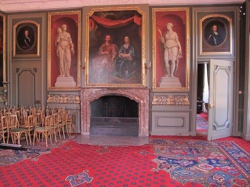 The Marot Hall