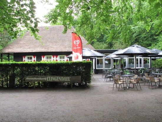 Tea house Clingendael