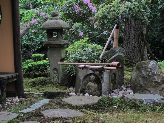 Japanese waterbin
