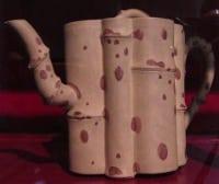 Nice white Yixing pot