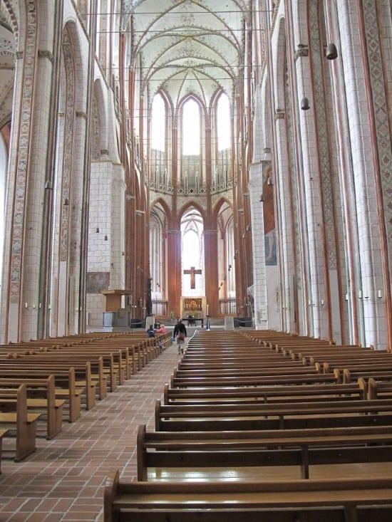 St. Marien interior