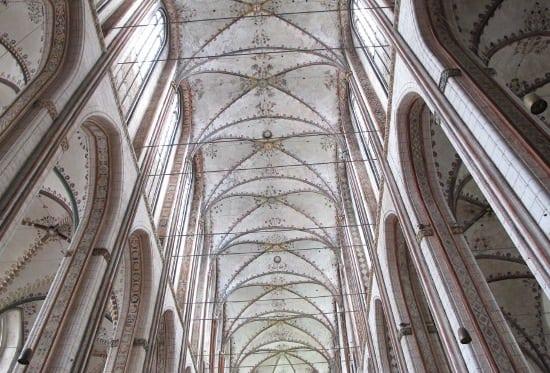 St. Marien roof