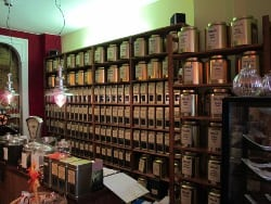 Teesalon Teapot teas