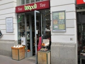 Teapot shop