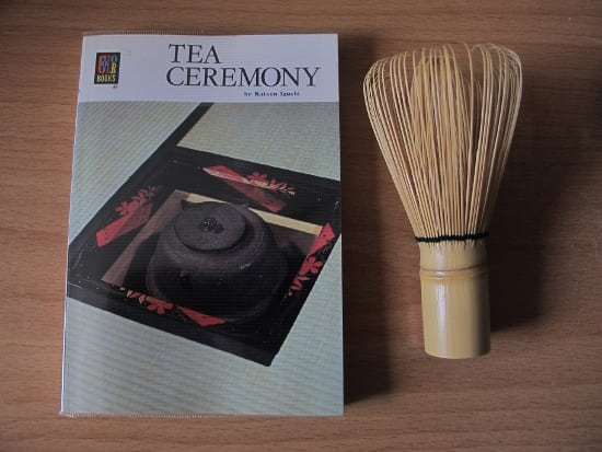 The book Tea Ceremony front