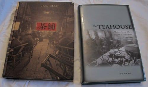 Teahouse books