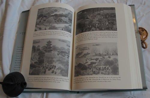Paintings of chengdu teahouses