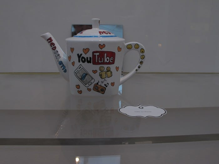 Youtube teapot