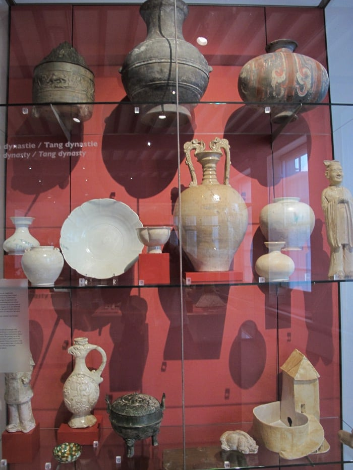 Some old (Tang dynasty) Chinese China