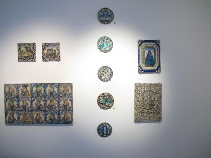 Islamic porcelain